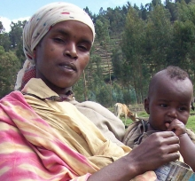 Evaluation of a micronutrient powder pilot project in Northern Ethiopia