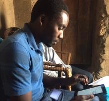 Development of methods to measure the coverage of biofortified foods – Rwanda pilot study