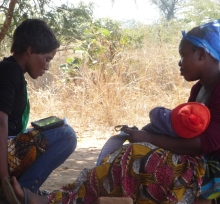 Programme effectiveness studies to reduce maternal and child malnutrition in Kenya