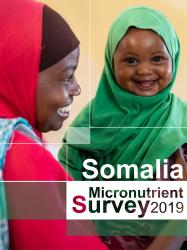 Somalia Micronutrient Survey 2019